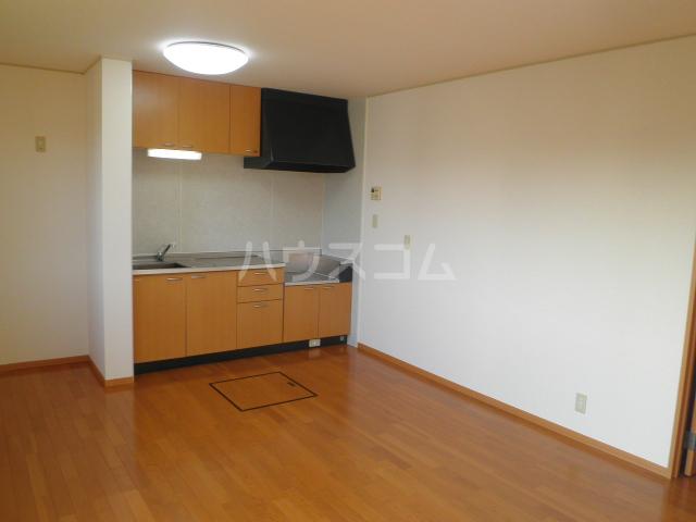 大和の里C 202号室のキッチン