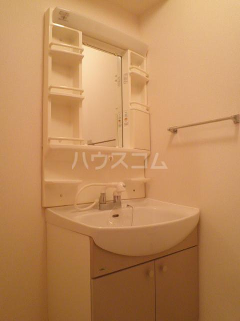 大和の里C 202号室の洗面所