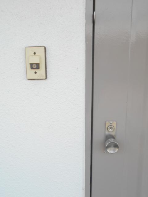サンクレウェンズⅠ 1B号室のセキュリティ