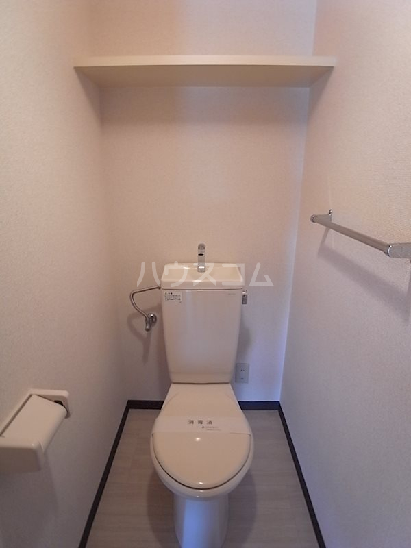 ハイムコターナⅡ 101号室のトイレ