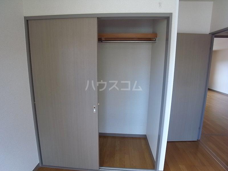 ハイムコターナⅡ 101号室の収納