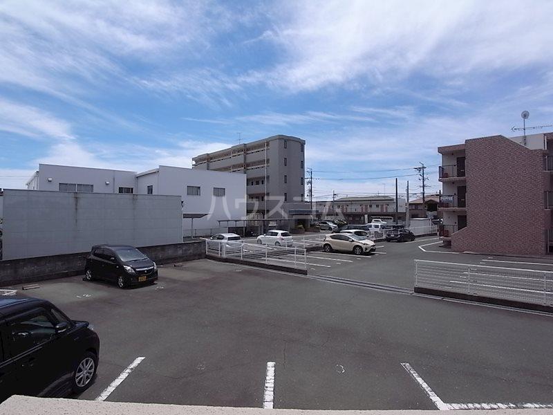 ハイムコターナⅡ 101号室の景色