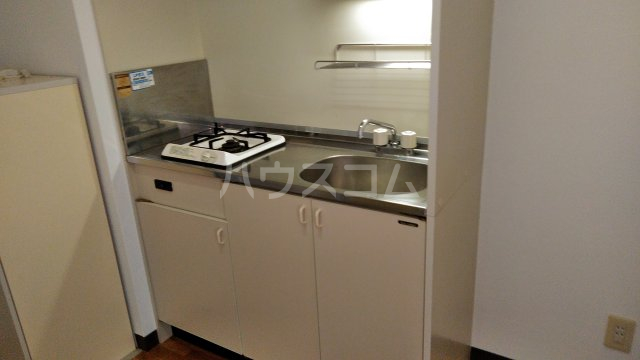 マンションレジーナ 205号室のキッチン