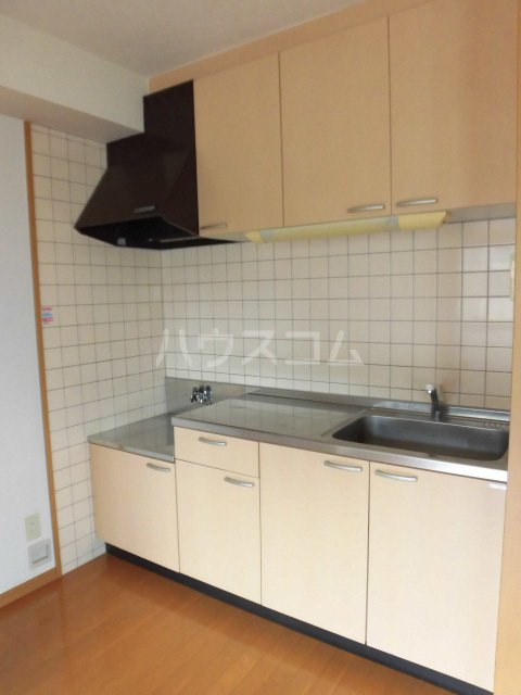 Eterno 201号室のキッチン