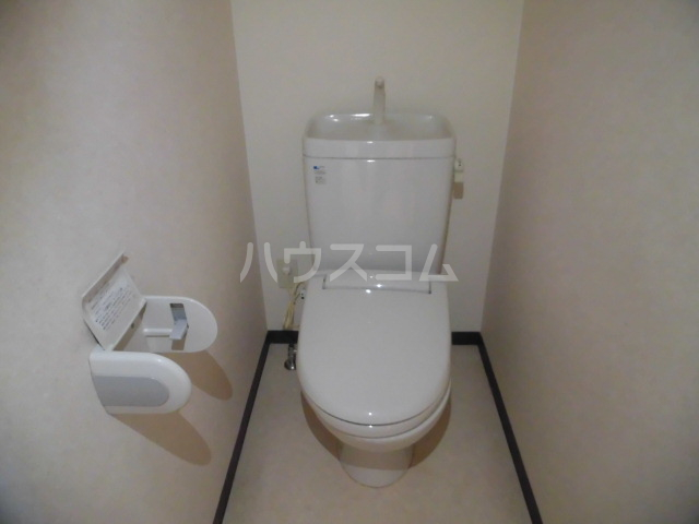 Eterno 201号室のトイレ