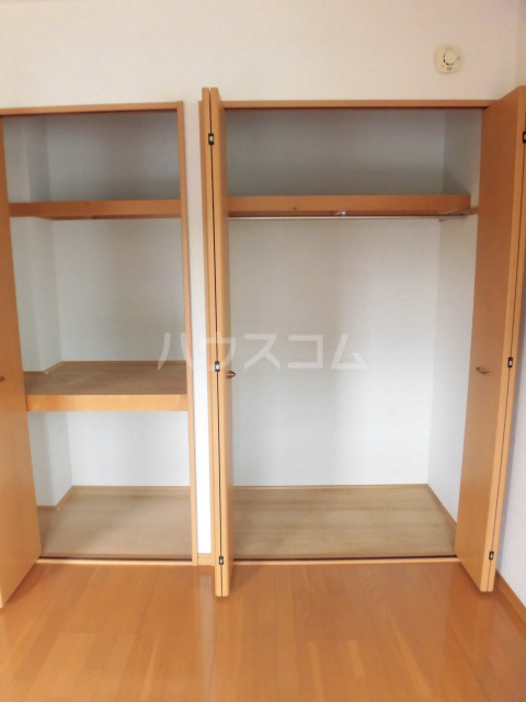 Eterno 201号室の収納