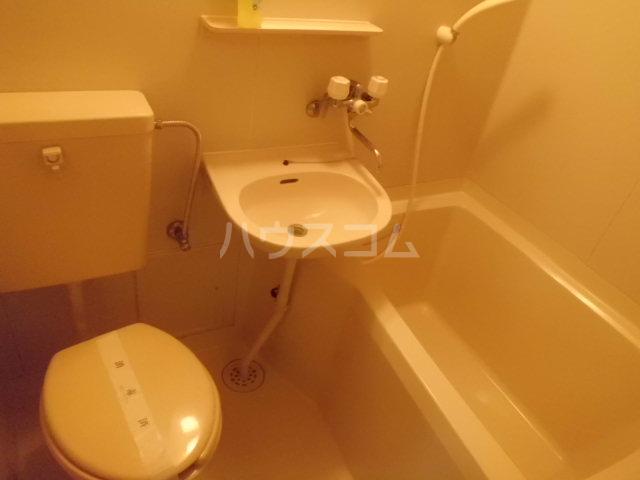 アネックス加藤 A号室のトイレ