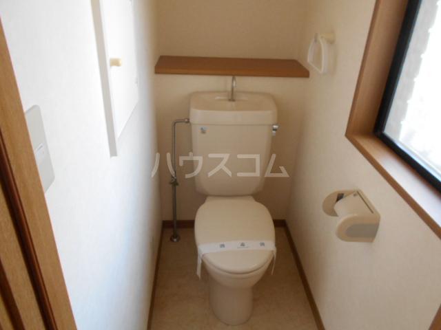 グリーンテラス名瀬のトイレ