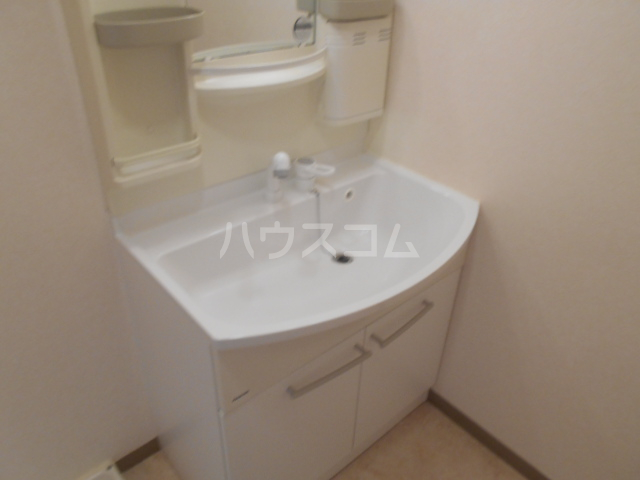 ヴァンベールS 203号室の洗面所