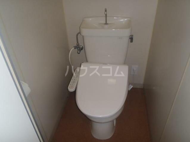 グリーンピア富岡Ⅰ 1306号室のトイレ
