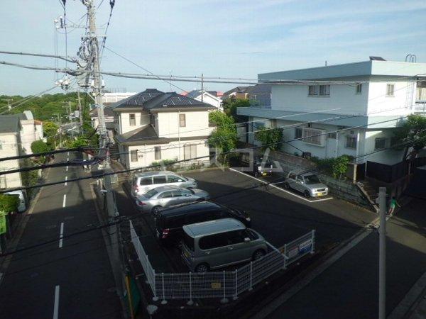 グリーンピア富岡Ⅰ 1306号室の景色