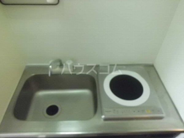 グリーンピア富岡Ⅰ 1306号室のキッチン