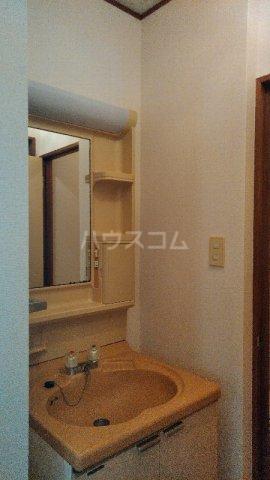 ヴィラ クレモナ 103号室の洗面所