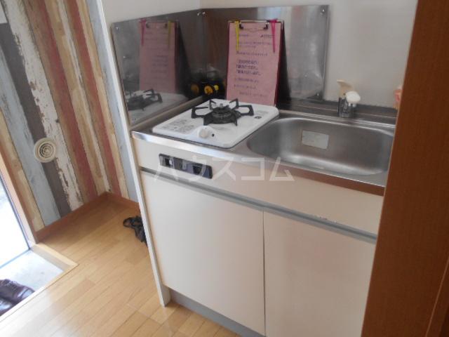ソフィア戸塚 101号室のキッチン