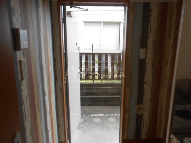 ソフィア戸塚 101号室の玄関