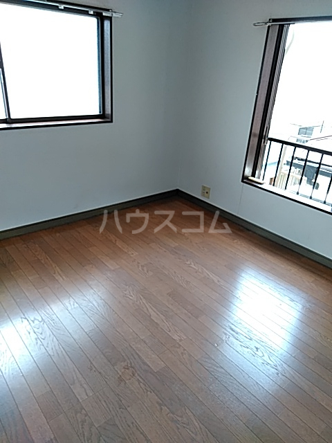 ハイツ三木 201号室のベッドルーム