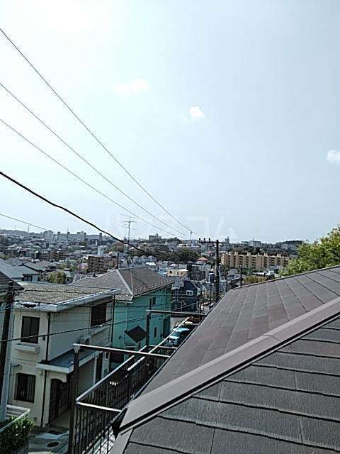 ハイツ三木 201号室の景色