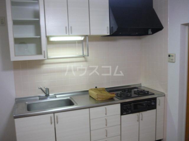 サンヒルズ東戸塚 A103号室のキッチン