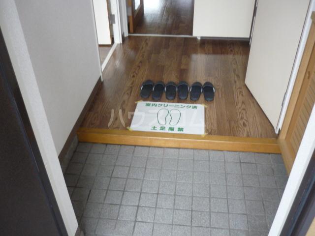 サンヒルズ東戸塚 A103号室の玄関