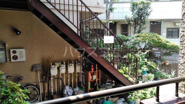 ウィステリア 101号室の景色
