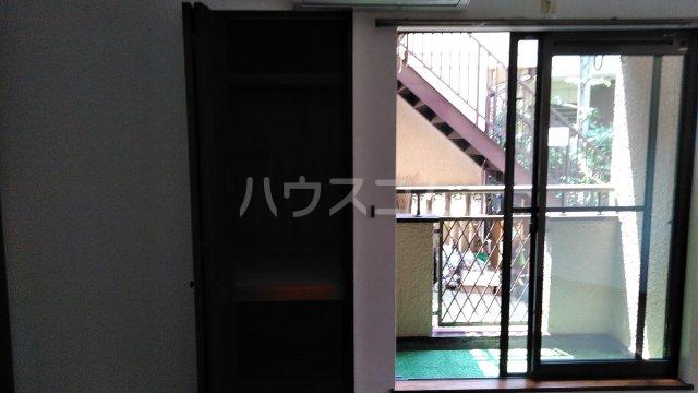 ウィステリア 101号室の収納
