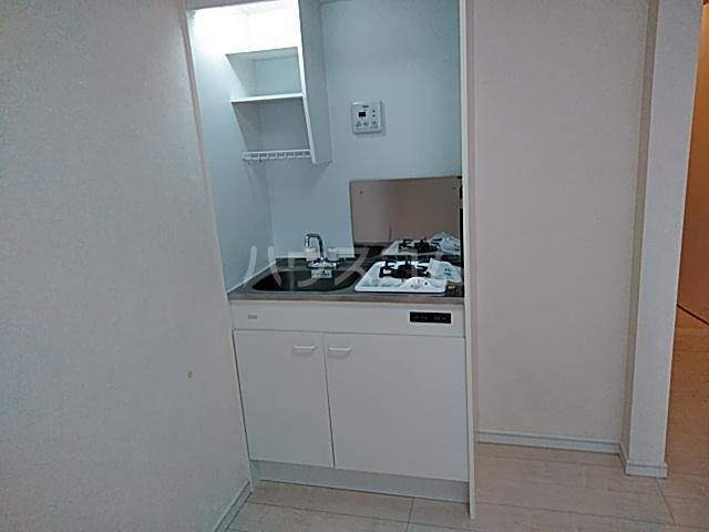 Windy Hills 横浜吉野町 201号室のキッチン