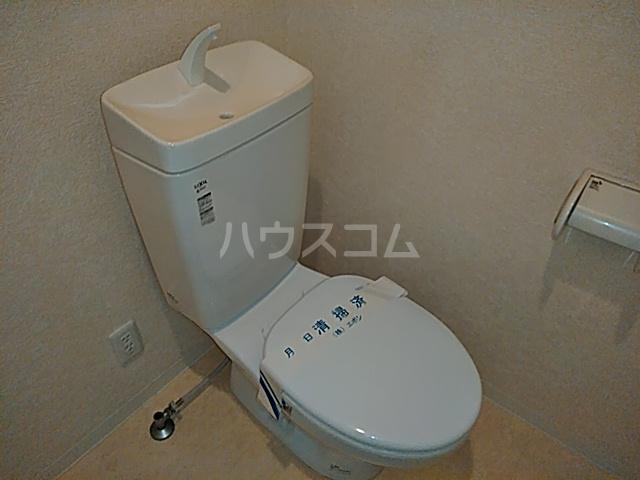 Windy Hills 横浜吉野町 201号室のトイレ