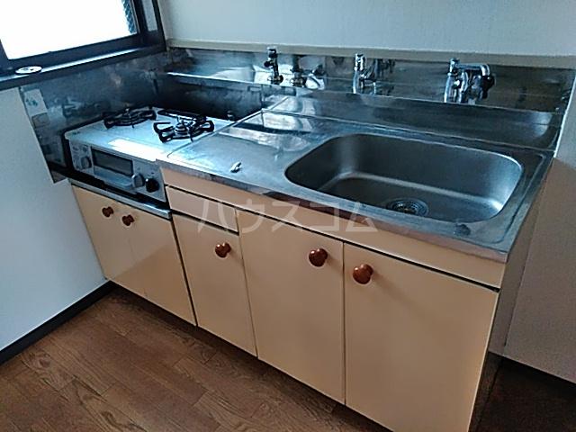 シティハイムサンドリオン 103号室のキッチン