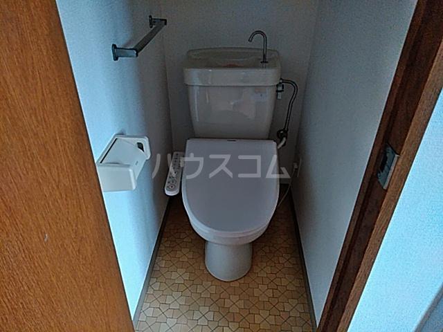 シティハイムサンドリオン 103号室のトイレ