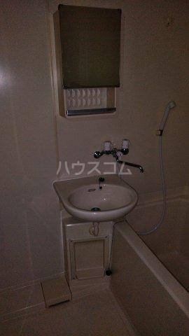 コンフォルト23 205号室の洗面所