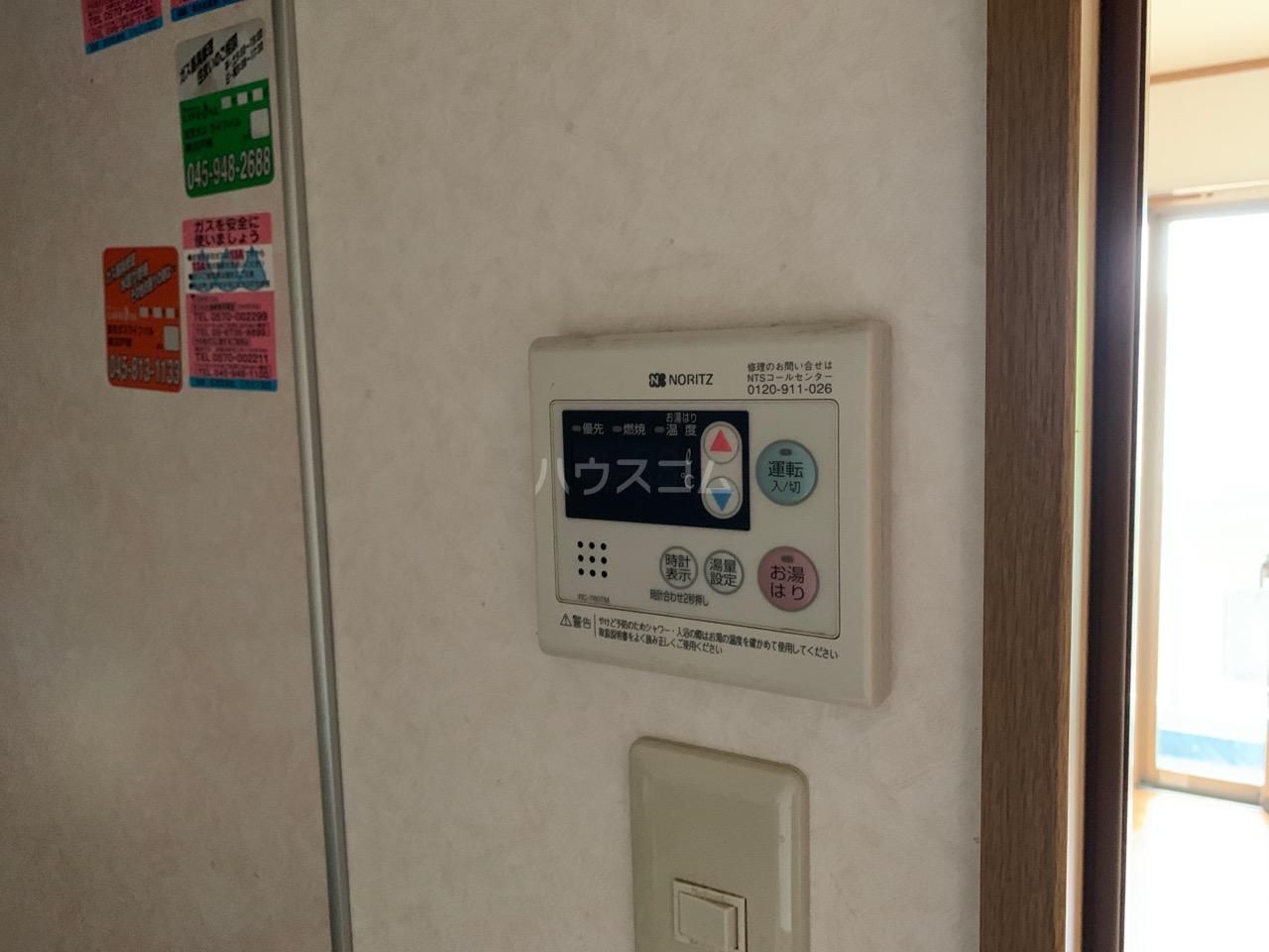 横浜元町ガーデン12 301号室の設備