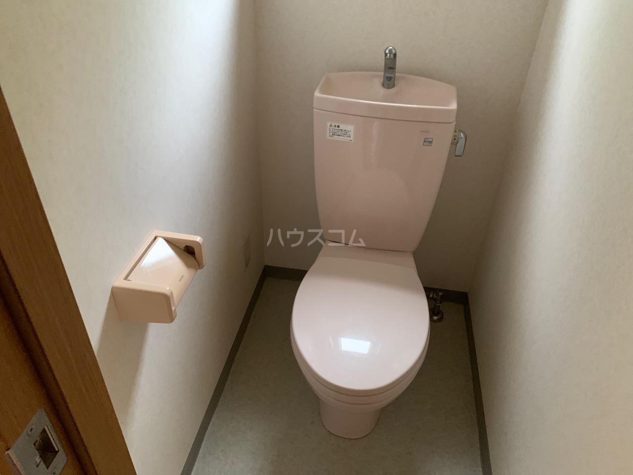 横浜元町ガーデン12 301号室のトイレ