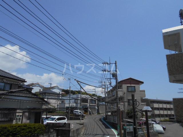 サンハイツホリウチ上倉田 201号室の景色