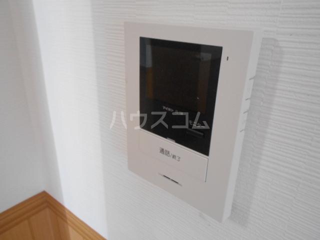 サンハイツホリウチ上倉田 201号室のセキュリティ