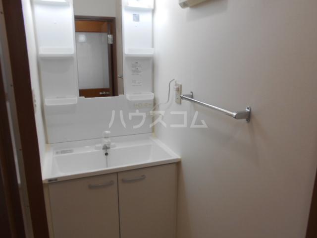 サンハイツホリウチ上倉田 201号室の洗面所