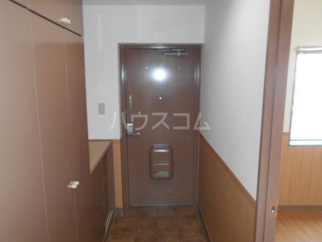 サンハイツホリウチ上倉田 201号室の玄関