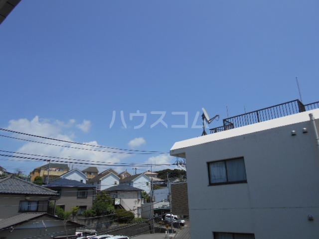 サンハイツホリウチ上倉田 302号室の景色