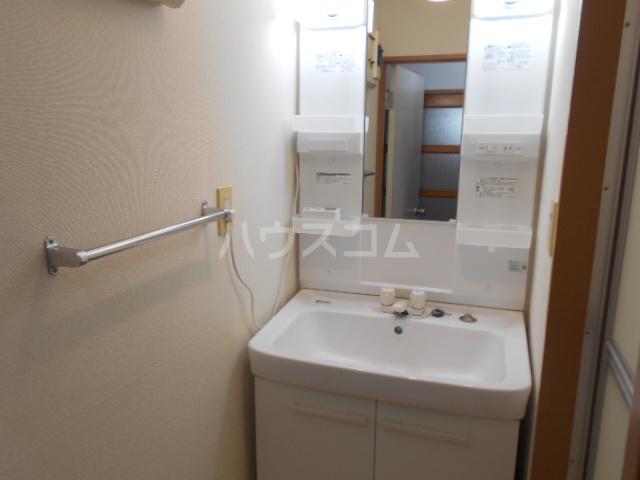 サンハイツホリウチ上倉田 302号室の洗面所