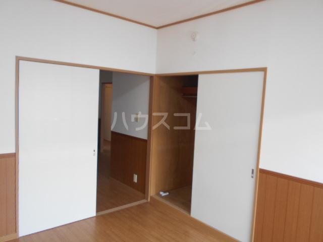 サンハイツホリウチ上倉田 302号室の収納