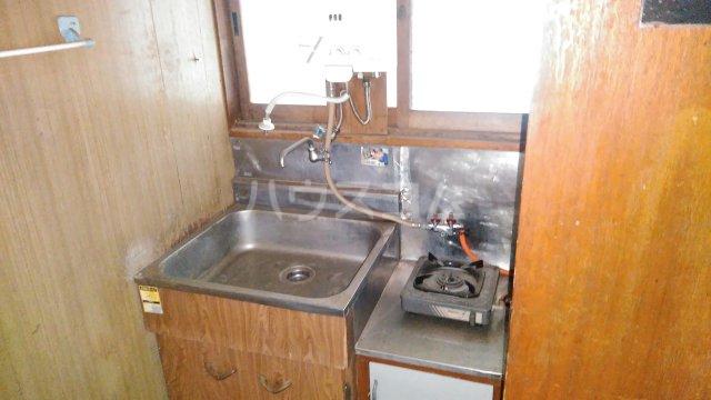 高梨荘 202号室の設備