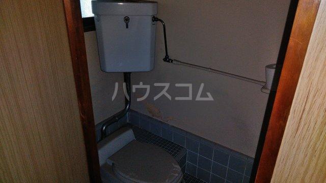 高梨荘 202号室の風呂
