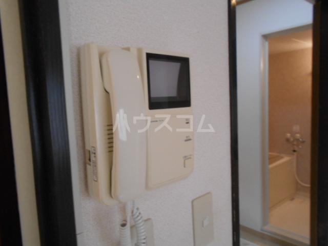 山口ホームビルA 4B号室のセキュリティ