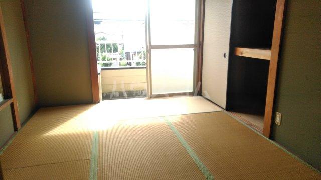 フローラル・ガーデンB 202号室の居室
