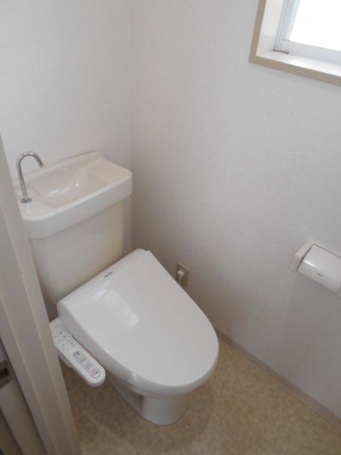 ピュアタウン北矢名 202号室の風呂