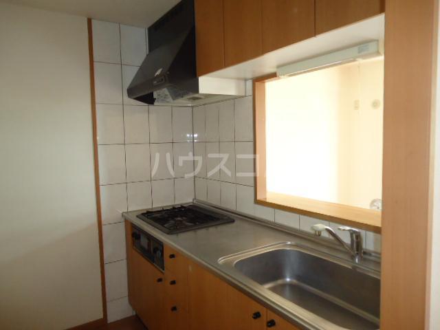 クリエイトハイツ 00106号室のキッチン