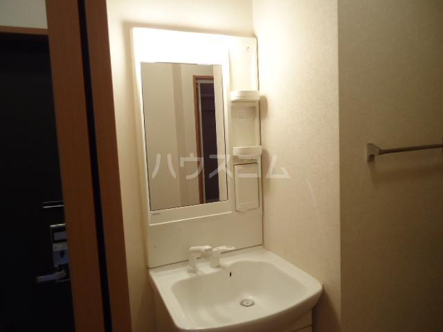 クリエイトハイツ 00106号室の洗面所