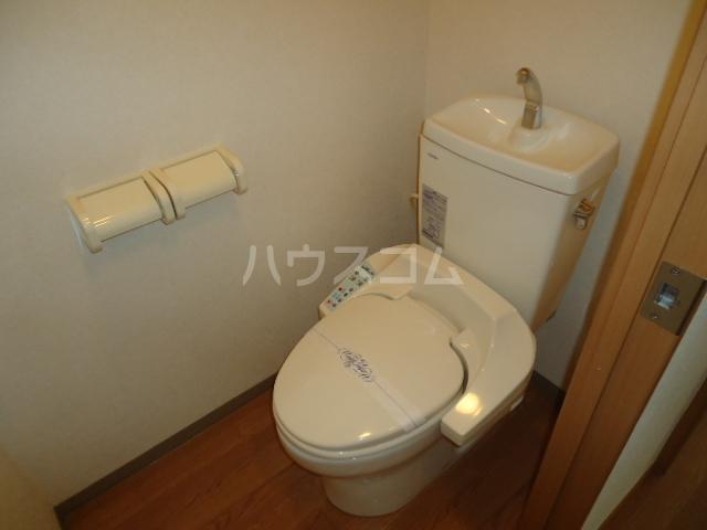 クリエイトハイツ 00106号室のトイレ