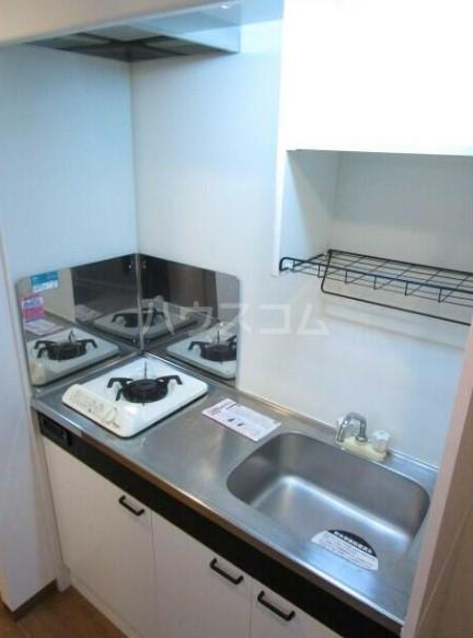 エステルハージー A307号室のキッチン
