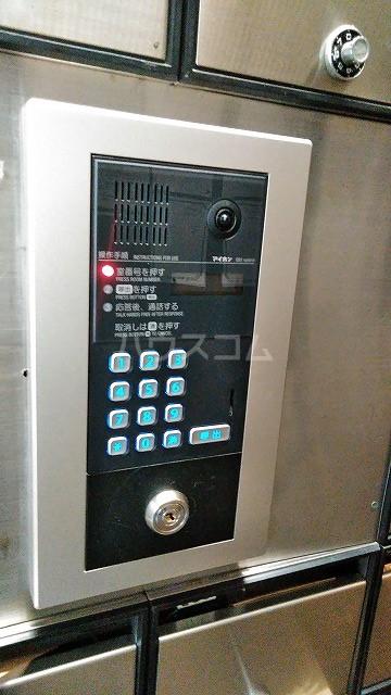 コスモスパジオ浦和常盤 401号室のセキュリティ