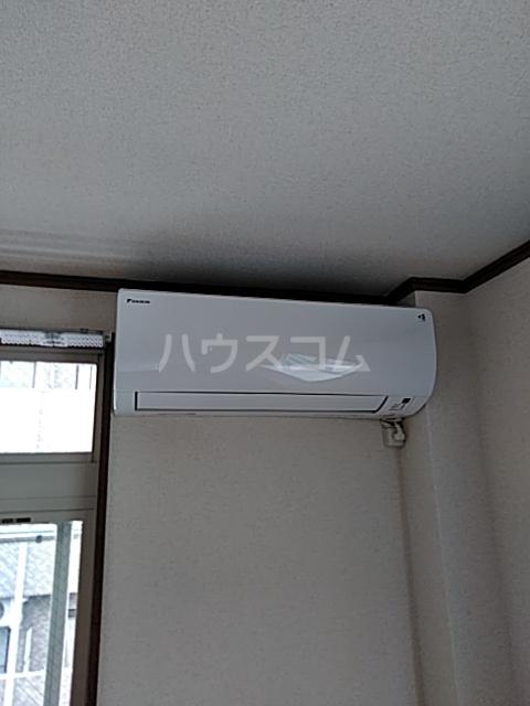 山登ハイツ 00201号室の設備